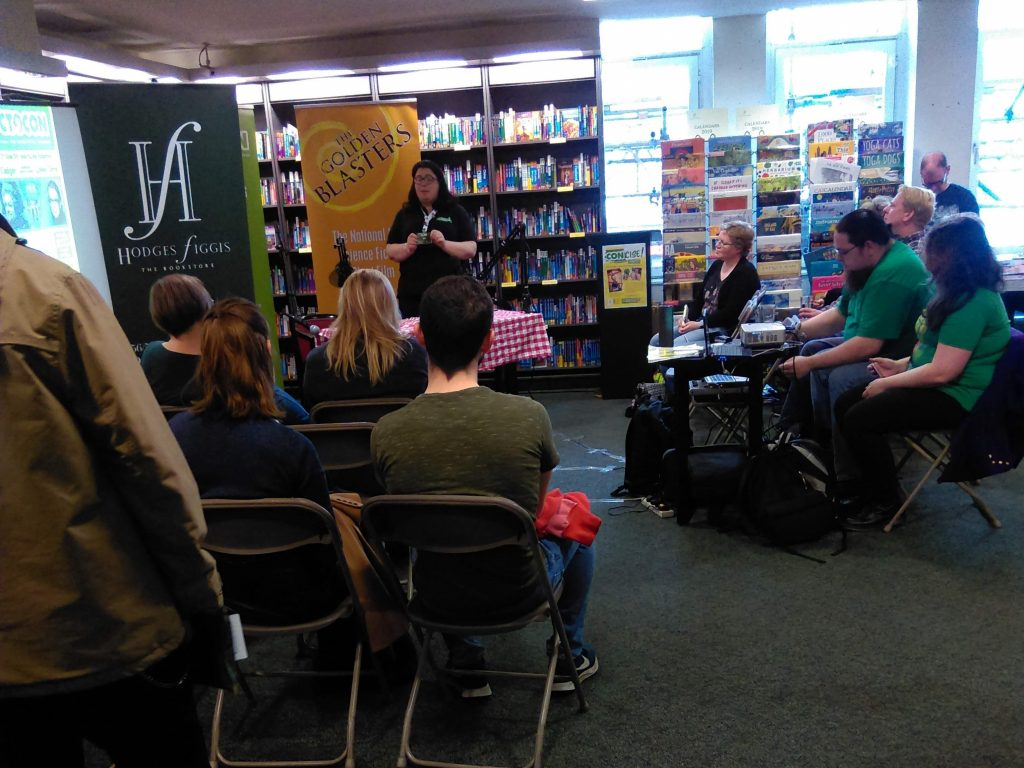 2018 - Concise at Hodges Figgis
