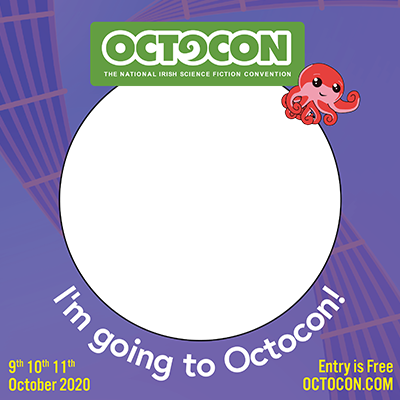 Frame - I'm going to Octocon